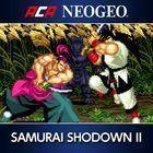 Portada oficial de de NeoGeo Samurai Shodown II  para PS4