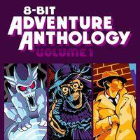 Portada oficial de 8-Bit Adventure Anthology (Volume One) para PS4