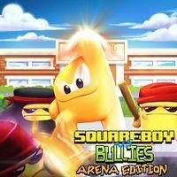 Portada oficial de Squareboy vs Bullies: Arena Edition para PS4
