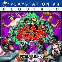 Portada oficial de PixelJunk VR Dead Hungry para PS4