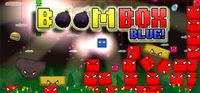 Portada oficial de Boom Box Blue! para PC