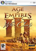 Portada oficial de de Age of Empires 3: The Warchiefs para PC