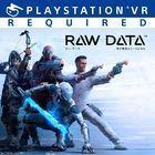 Portada oficial de de Raw Data para PS4