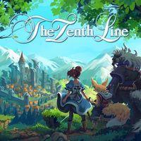 Portada oficial de The Tenth Line para PS4