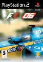 Portada oficial de de Formula One 2006 para PS2