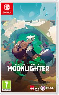 Portada oficial de Moonlighter para Switch