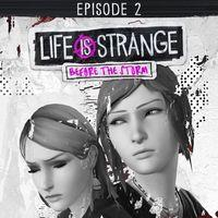 Portada oficial de Life is Strange: Before the Storm - Episodio 2: Un Mundo Feliz para PS4