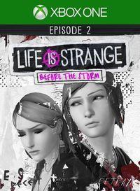 Portada oficial de Life is Strange: Before the Storm - Episodio 2: Un Mundo Feliz para Xbox One