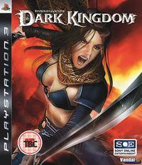 Portada oficial de Untold Legends: Dark Kingdom para PS3