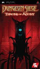 Portada oficial de de Dungeon Siege: Throne of Agony para PSP