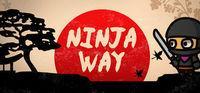 Portada oficial de Ninja Way para PC