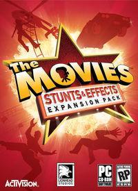 Portada oficial de The Movies: Stunts & Effects para PC