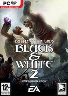 Portada oficial de de Black & White 2: Battle of the Gods para PC