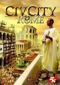 Portada oficial de CivCity: Roma para PC