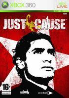 Portada oficial de de Just Cause para Xbox 360