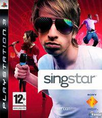 Portada oficial de Singstar Next Gen para PS3