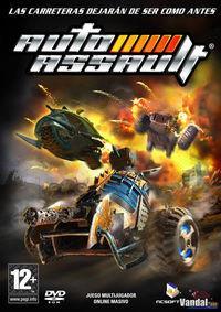 Portada oficial de Auto Assault para PC