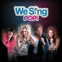 Portada oficial de We Sing: Pop! para PS4