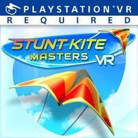 Portada oficial de Stunt Kite Masters VR para PS4