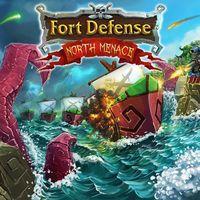 Portada oficial de Fort Defense North Menace para PS4