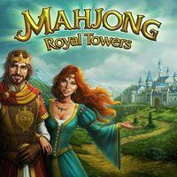 Portada oficial de Mahjong Royal Towers para PS4