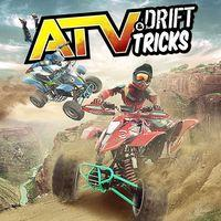 Portada oficial de ATV Drift & Tricks para PS4