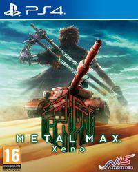 Portada oficial de Metal Max Xeno para PS4