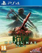 Portada oficial de de Metal Max Xeno para PS4