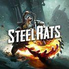 Portada oficial de de Steel Rats para PS4