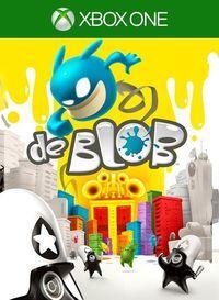 Portada oficial de de Blob para Xbox One