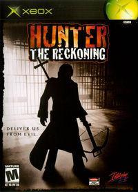 Portada oficial de Hunter: The Reckoning para Xbox