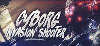 Portada oficial de Cyborg Invasion Shooter para PC