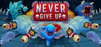 Portada oficial de Never Give Up para PC