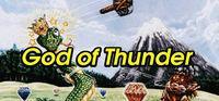 Portada oficial de God of Thunder para PC