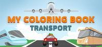 Portada oficial de My Coloring Book: Transport para PC