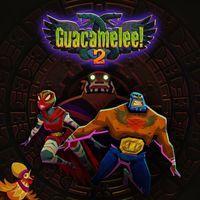 Portada oficial de Guacamelee! 2 para PS4