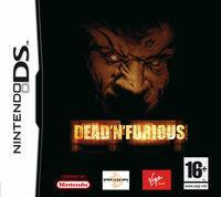 Portada oficial de Dead and Furious para NDS