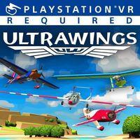 Portada oficial de Ultrawings para PS4