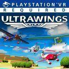Portada oficial de de Ultrawings para PS4