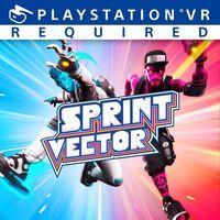 Portada oficial de Sprint Vector para PS4