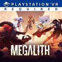 Portada oficial de Megalith para PS4