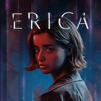 Portada oficial de Erica para PS4