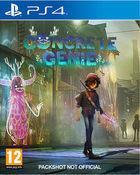 Portada oficial de de Concrete Genie para PS4