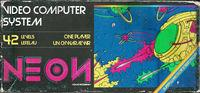 Portada oficial de Neon para PC