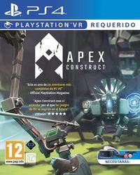 Portada oficial de Apex Construct para PS4