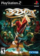 Portada oficial de de B-Boy para PS2