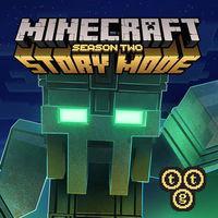 Portada oficial de Minecraft Story Mode: Season Two - Episode 4: Below the Bedrock para iPhone