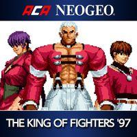 Portada oficial de NeoGeo The King of Fighters '97 para PS4