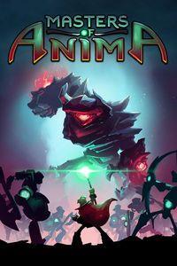 Portada oficial de Masters of Anima para Xbox One