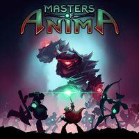 Portada oficial de Masters of Anima para PS4